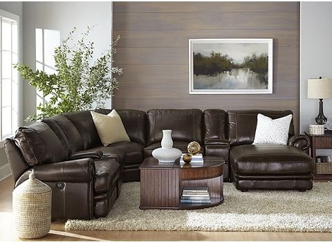 Havertys Sectional Sofas Intended For Popular Wonderful Living Rooms Blake Sectional Living Rooms Havertys For (View 4 of 10)