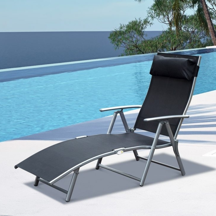 Heavy Duty Outdoor Chaise Lounge Chairs Within Most Popular Lounge Chair : Chairs Patio Chairs For Large People Lounge Chairs (Gallery 4 of 15)