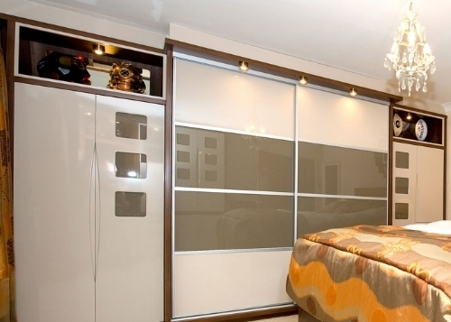 High Gloss Sliding Wardrobes With Regard To Most Current Welcome (View 7 of 15)