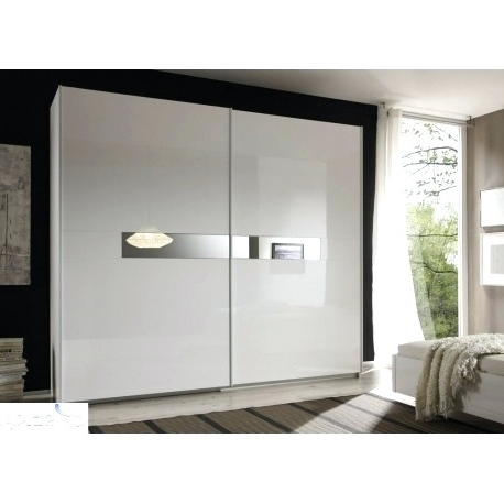High Gloss White Wardrobes Inside 2018 Wardrobe Ikea Lidia