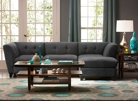 Home Design : Attractive Best Contemporary Raymour And Flanigan Regarding Well Liked Raymour And Flanigan Sectional Sofas (Gallery 5 of 10)