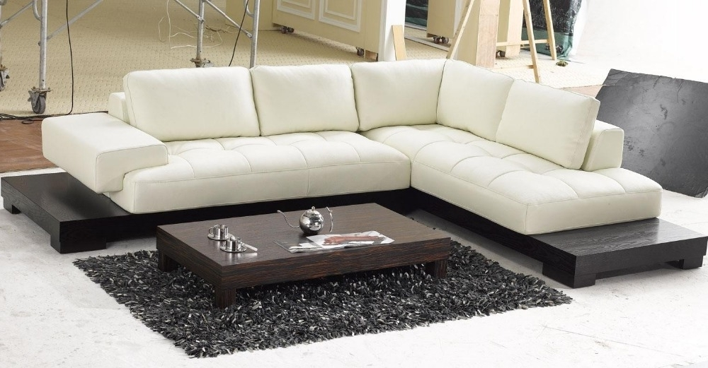 Home Furniture Sectional Sofas With Current Top Graded Italian Genuine Leather Sofa Sectional Living Room Sofa (Gallery 3 of 10)