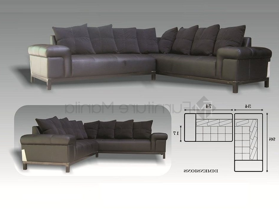 Home & Office Furniture Philippines Within Most Recent Philippines Sectional Sofas (Gallery 5 of 10)