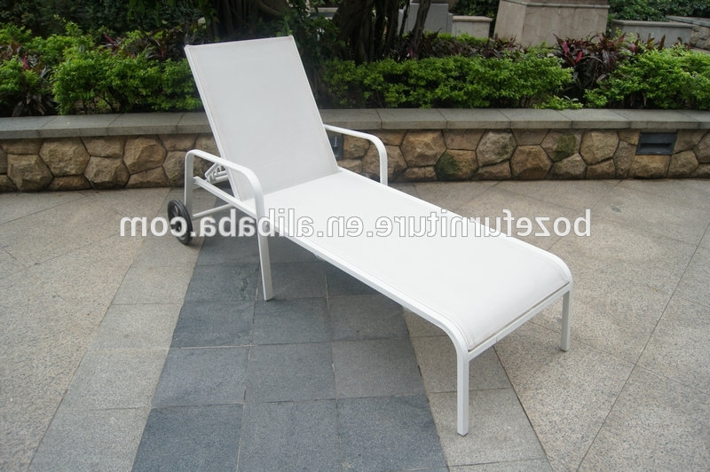 Hotel Pool Chaise Lounge Chairs Regarding Recent Hotel Pool Furniture, Hotel Pool Furniture Suppliers And (View 4 of 15)