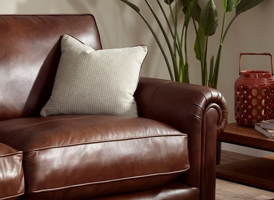 House Of In Well Known Canterbury Leather Sofas (View 3 of 10)