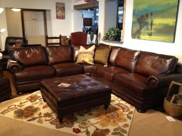 Houston Tx Sectional Sofas Intended For Favorite Sectional Sofas : Bernhardt  Sectional Leather Sofa U2013 Bernhardt