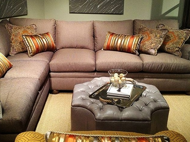 Houston Tx Sectional Sofas Intended For Most Recent This Sectional Is Absolutely Gorgeous! It Screams Comfort (View 7 of 10)