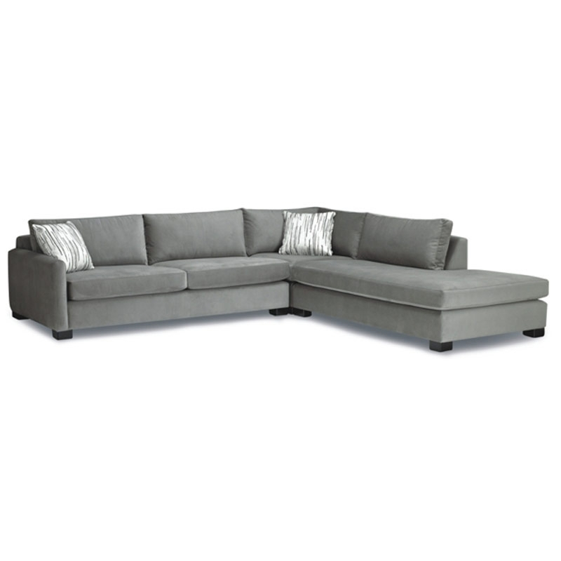 Howe Sectional Sofa – Custom Made (View 1 of 10)
