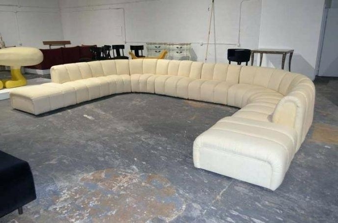 Huge Sofas For Well Liked Large Sectional Sofa – Sofa Design Ideas (View 4 of 10)