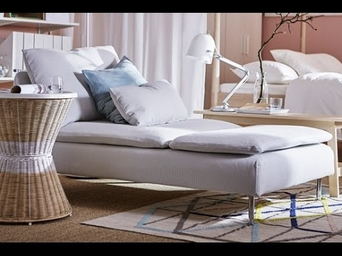 Ikea Chaise Lounges Within Preferred Chaise Lounge Ikea – Youtube (Gallery 8 of 15)