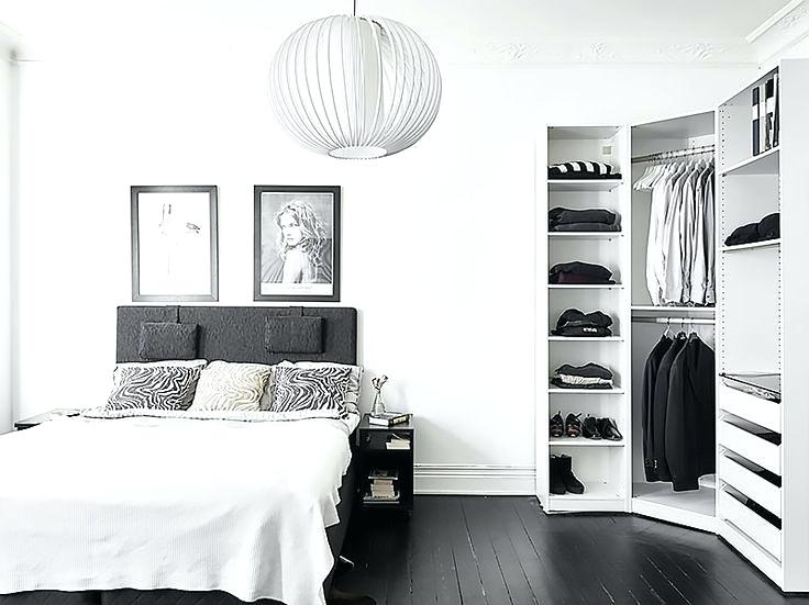 Ikea Corner Bedroom Furniture Best Corner Wardrobe Ideas On Corner For Well Liked White Corner Wardrobes Units (View 7 of 15)