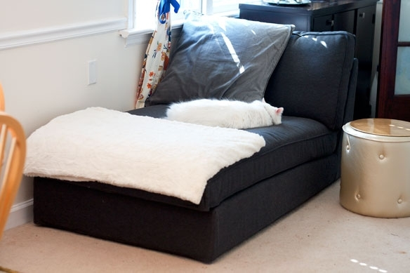Ikea Kivik Chaise (Gallery 4 of 15)