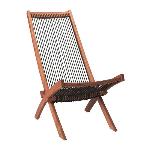 Ikea Outdoor Chaise Lounge Chairs Inside Latest Brommö Chaise, Outdoor – Ikea (Gallery 1 of 15)