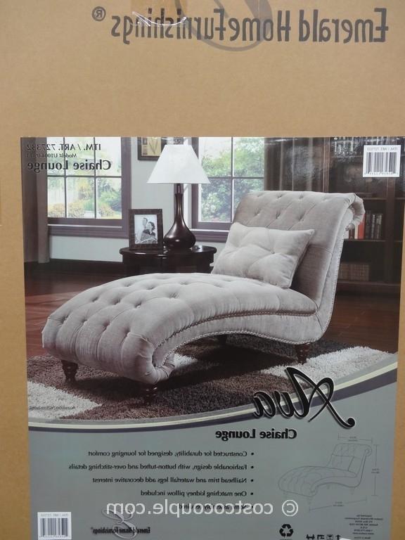 Impressive Costco Chaise Lounge Costco Chaise Lounge Chairs Pdf With Current Costco Chaise Lounges (View 12 of 15)