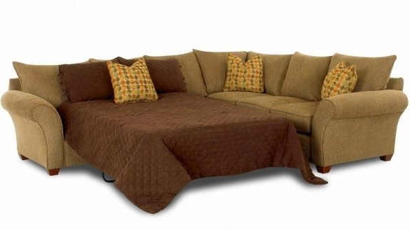Impressive Leather Queen Sleeper Sofa Latest Home Design Trend For Fashionable Gardiners Sectional Sofas (View 6 of 10)