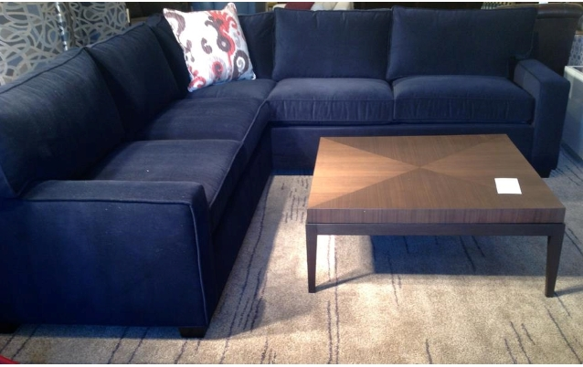 Impressive Navy Blue Sectional Sofa Sofas In Modern Outstanding In Famous Blue Sectional Sofas (Gallery 6 of 10)