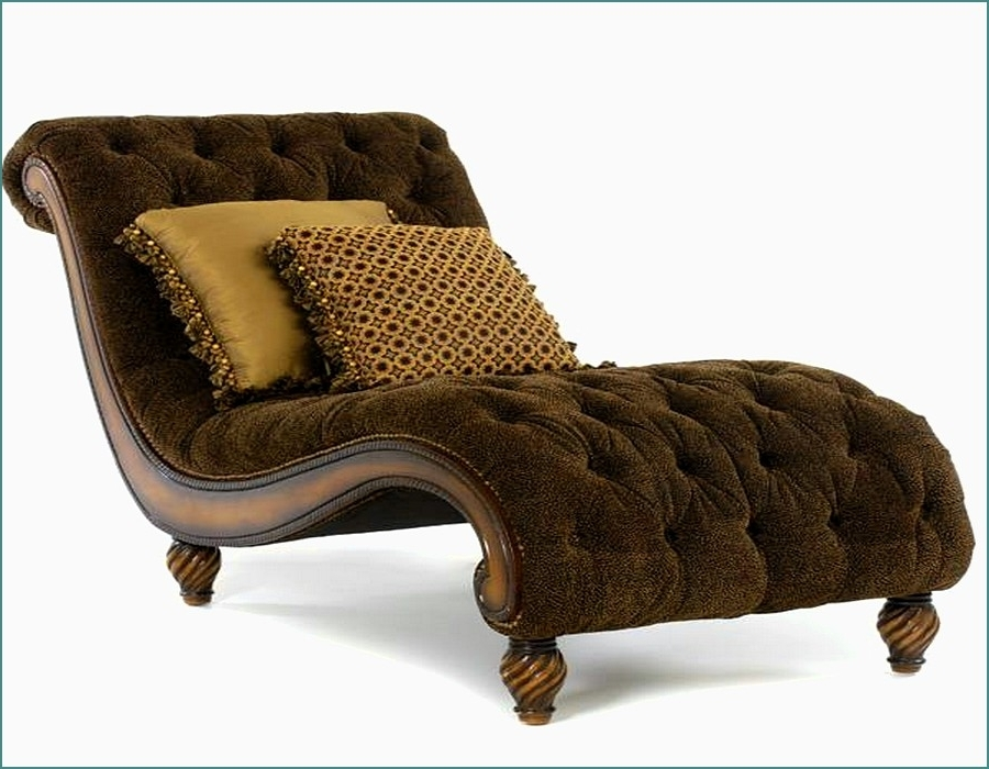 Impressive Tufted Chaise Lounge Tufted Chaise Lounge Chair Home For Most Popular Tufted Chaise Lounge Chairs (View 3 of 15)