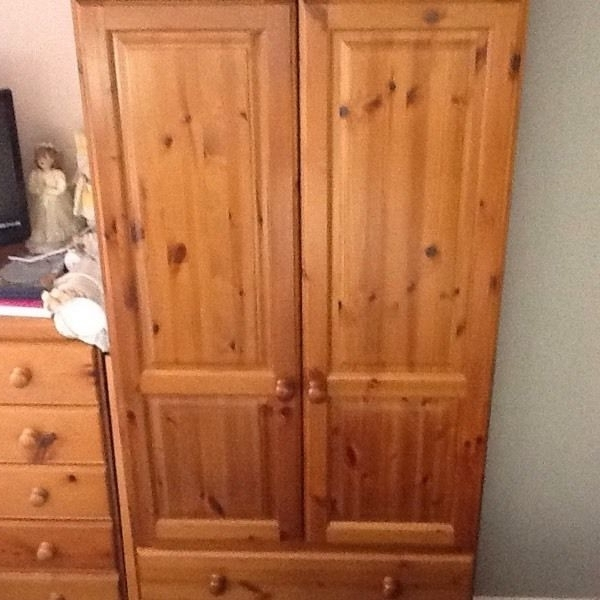 In Lancing, West Within Pine Wardrobes With Drawers (View 8 of 15)