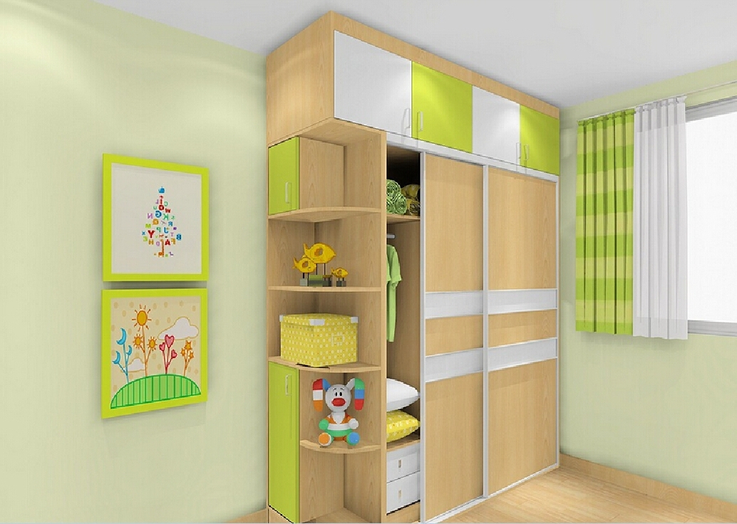 Interior Design Within Childrens Bedroom Wardrobes (View 10 of 15)