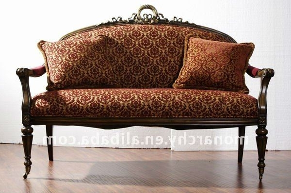 Italian And French Furniture For Traditional Sofas And Chairs (View 4 of 10)