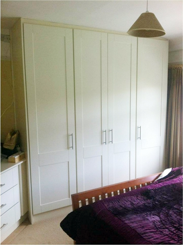 Ivory Wardrobes In Widely Used Ivory Wardrobes (View 7 of 15)