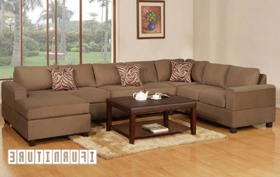 Johnsonville U Shape Modular Sofa , Sofa & Ottoman, Nz's For Recent Nz Sectional Sofas (Gallery 1 of 10)