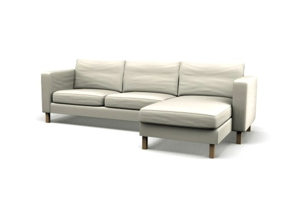 Karlstad Three Seat Sofa And Chaise Longue Left Cover – Event With Well Known Karlstad Chaises (View 10 of 15)