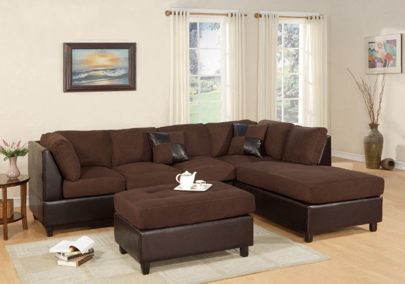 Kelowna Bc Sectional Sofas For Well Known Free Shipping In Kelowna! Sectional Sofa With Reversible Chaise (Gallery 4 of 10)