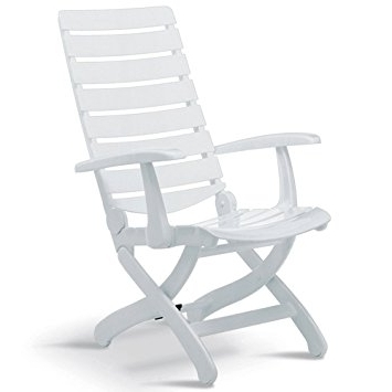 Kettler Chaise Lounge Chairs Pertaining To Current Amazon : Tiffany High Back Chair : Patio Dining Chairs (View 14 of 15)