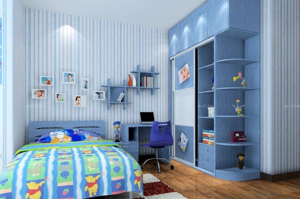 Kids Room Cupboard Designs – Video And Photos (Gallery 14 of 15)