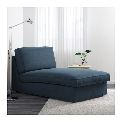 Kivik Chaise – Orrsta Light Gray – Ikea For Recent Kivik Chaises (Gallery 4 of 15)