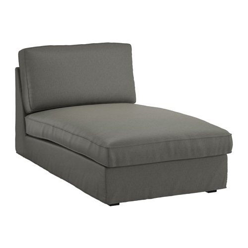 Kivik Chaise – Orrsta Light Gray – Ikea Throughout Latest Ikea Chaises (View 11 of 15)