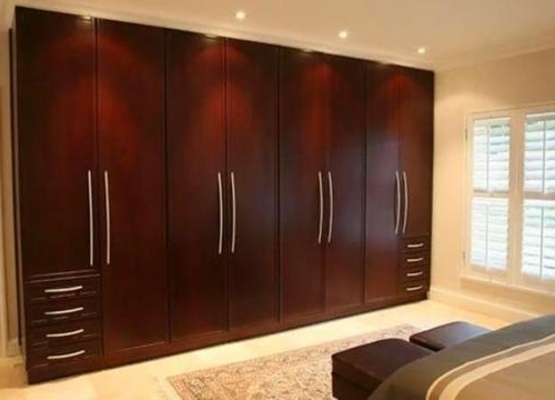 Laminate Wardrobes – View Specifications & Details Of Wooden Within Widely Used Brown Wardrobes (View 7 of 15)