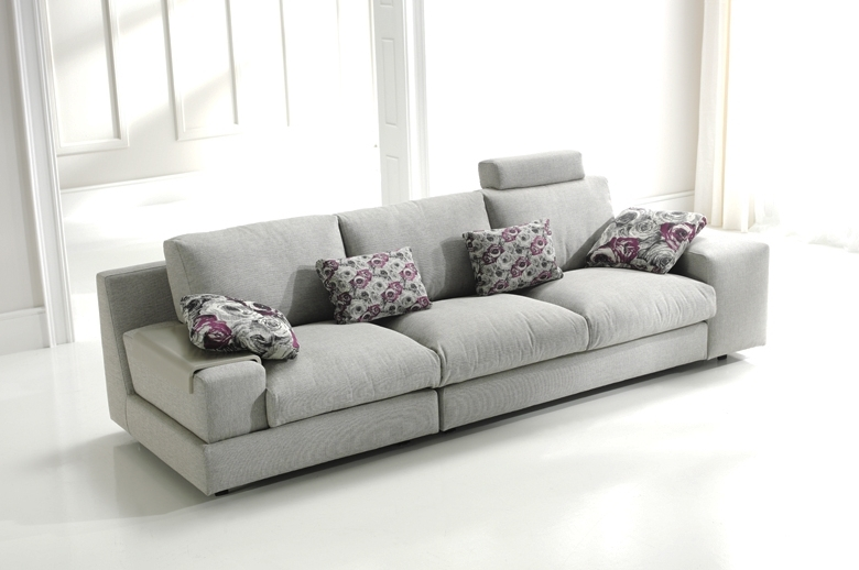 Large 4 Seater Sofas Within Preferred Shop Calisto Sofa From Andreotti Limassol Furniture Shop In Cyprus (View 3 of 10)