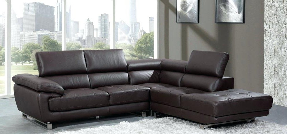 Large Leather Corner Sofas Leather Corner Sofas For Small Rooms Regarding Most Recently Released Leather Corner Sofas (View 4 of 10)