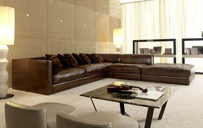 Large Sectional Sofas With Recliners Within Extra Large Sectional Sofas (View 5 of 10)