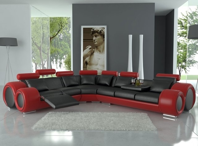 Latest 133) Fancy – Franco Bonded Leather Sectional Sofatosh For Fancy Sofas (View 3 of 10)