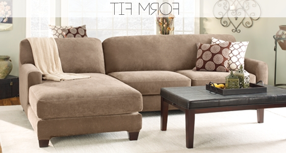 Latest Amazing Cool Sectional Sofa With Chaise Lounge L Shaped Throughout Within Chaise Lounge Sofa Covers (View 7 of 15)