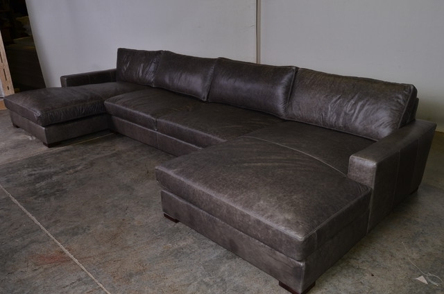 Latest Awesome Sectional Sofa With Double Chaise Ideas – Liltigertoo Within Double Chaises (View 14 of 15)