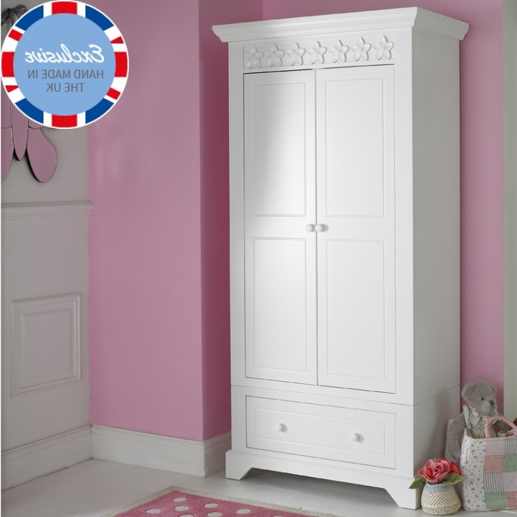 Latest Brambles Childrens Wardrobe With Regard To Double Rail Childrens Wardrobes (View 9 of 15)