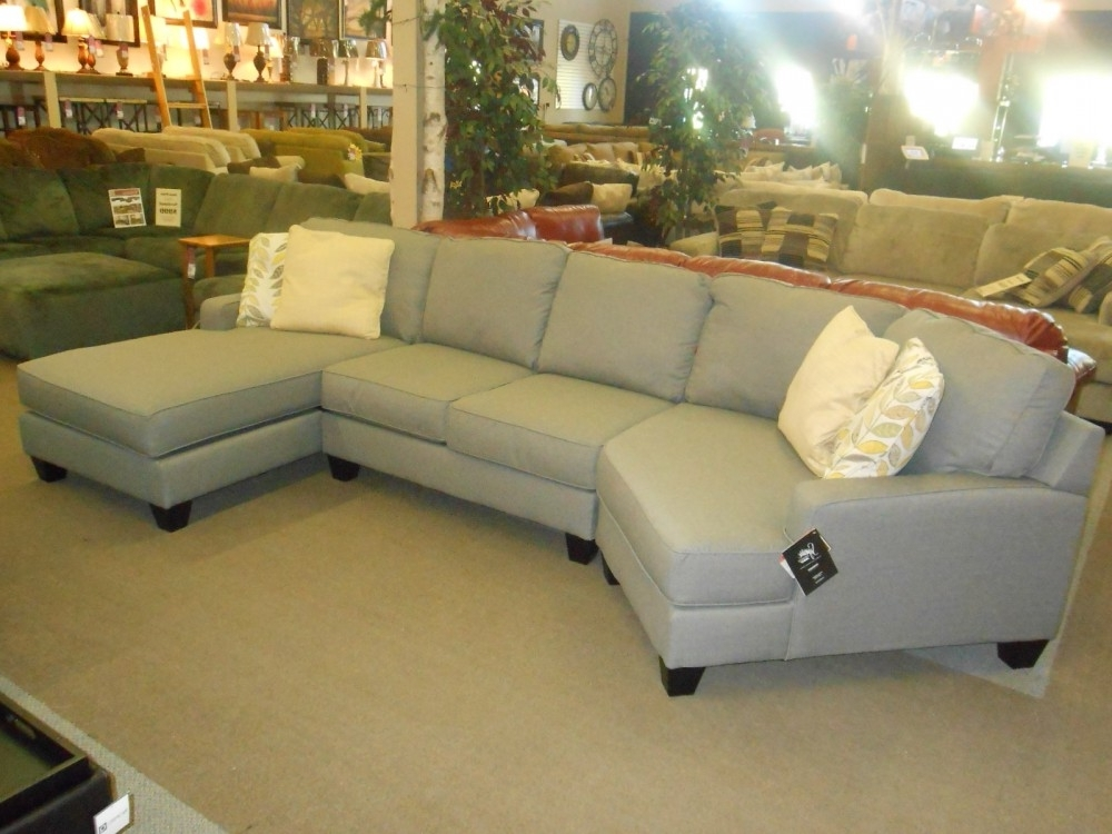 Latest Buttercup 3 Piece Sectional With Chaise And Cuddler Sectional Sofa Pertaining To 3 Piece Sectional Sofas With Chaise (View 9 of 15)