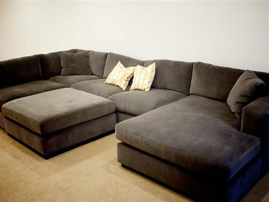 Latest Comfortable Sectional Sofas With Sectional Sofa Design: Comfortable Sectional Sofas Beds Small Area (View 5 of 10)