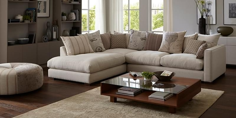 Latest Couches L Shaped L Shaped Sofa For The Living Room The Furnitures With L Shaped Sofas (View 6 of 10)