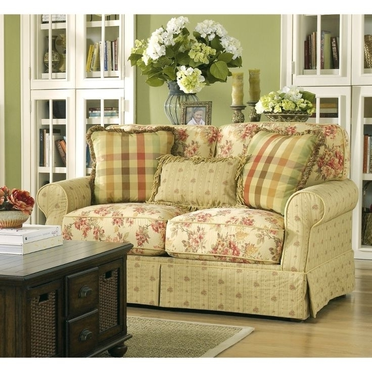Latest Country Sofas And Chairs Throughout Country Cottage Sofas And Chairs – Lightingridgecellars (View 6 of 10)