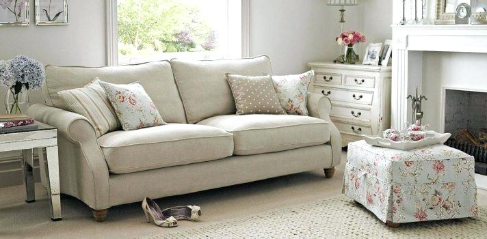 Latest Country Style Sofas With Regard To Inspirational Country Style Sofas And Young Sofa With Pottery Barn (View 8 of 10)
