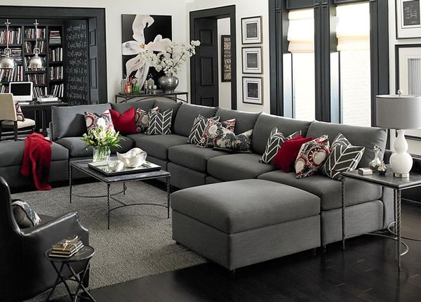 Latest Epic Charcoal Grey Couch 11 In Sofas And Couches Ideas With For Charcoal Grey Sofas (View 6 of 10)