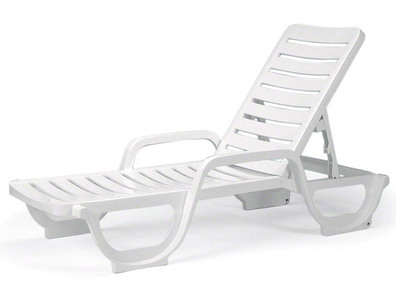 Latest Grosfillex Grosfillex Lounge Chairs, Chaise Lounge & Deck Chairs Pertaining To Plastic Chaise Lounge Chairs For Outdoors (Gallery 8 of 15)