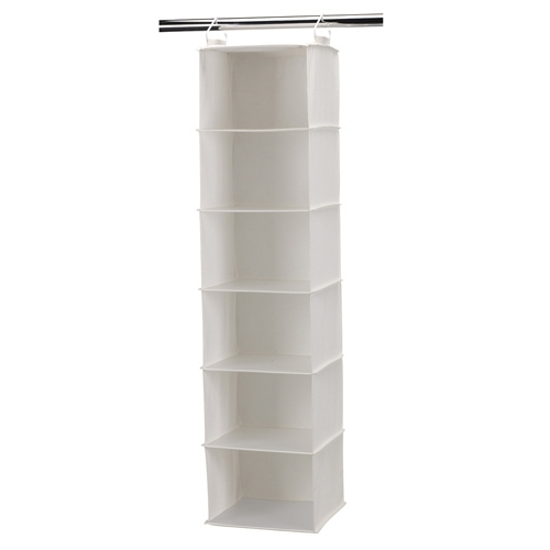Latest Hanging Closet Storage Folding Wardrobe Clothes Underwear Storage For Hanging Wardrobes Shelves (View 13 of 15)