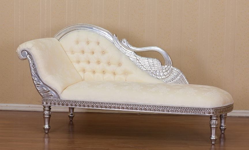 Latest Inspiring Small Chaise Lounge Chair For Room  (View 5 of 15)