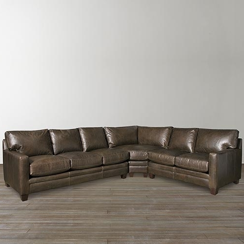 Latest Leather Sectionals In Scarborough Sectional Sofas (View 1 of 10)